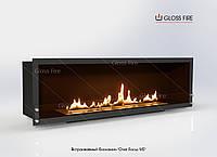 Вбудовуваний біокамін «Вогнище Focus MS-арт.001» GlossFire (Focus001)