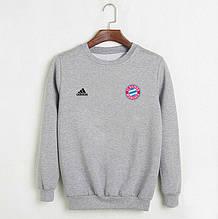 Мужской свитшот Бавария Адидас, Bavaria, Adidas