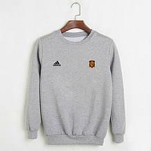 Мужской свитшот сборной Испании Адидас, Spain, Adidas