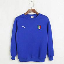 Мужской свитшот сборной Италии Пума, Italy, Puma