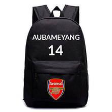 Рюкзак Арсенал, Arsenal, Nike, Найк, черный