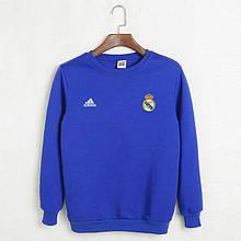 Мужской свитшот Реал Мадрид Адидас, Real Madrid, Adidas