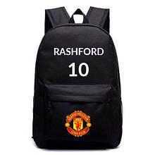 Рюкзак Манчестер Юнайтед, MU, Adidas, Адидас, черный