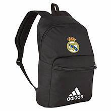 Рюкзак Реал Мадрид, Real, Adidas, Адидас, черный