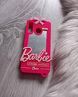 Чехол на Huawei Nova 4e Барби Barbie розовый, фото 1