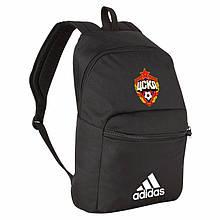 Рюкзак ЦСКА Москва, CSKA Moscov, Адидас, Adidas, черный