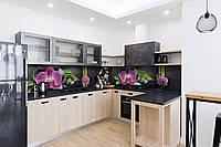 Скинали на кухню Zatarga «Гармонія» 600х3000 мм вінілова 3Д Наліпка кухонний фартух самоклеюча, фото 1