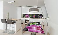 Наклейка 3Д виниловая на стол Zatarga «самоклеющийся Гармония» 600х1200 мм для домов, квартир, столов, , фото 1