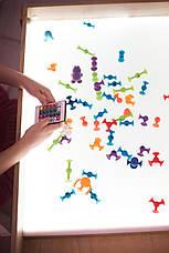 Детский световой стол-песочница Noofik Ольха Базовый (stb003ol), фото 2