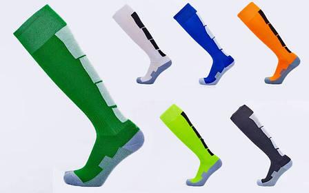 Гетры футбольные, цвета в ассортименте, фото 2