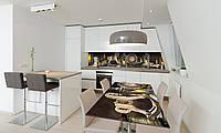 Наклейка 3Д виниловая на стол Zatarga «Винтажные игрушки» 650х1200 мм для домов, квартир, столов, , фото 1