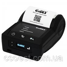 Мобільний принтер етикеток Godex MX20 Bluetooth