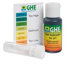Набор для тестирования pH жидкий 60мл GHE