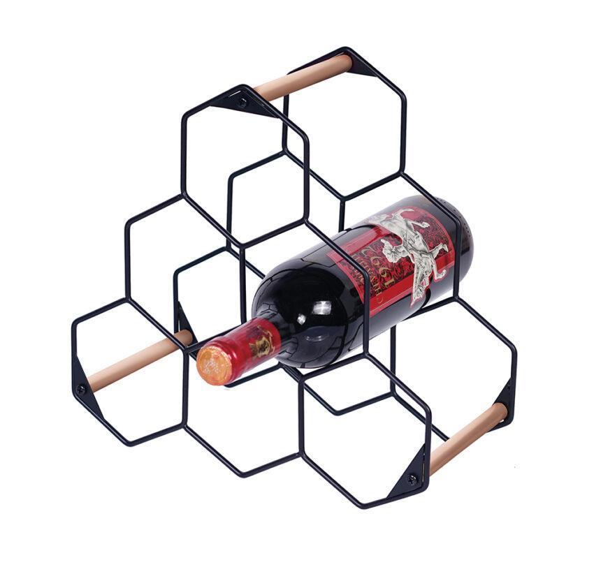 Подставка для винных бутылок 29,5х14х28 см Berlinger Haus BH 6772