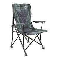 Кресло Carp Expert с подлокотниками ET Outdoor XXL ZIP (до 130kg)