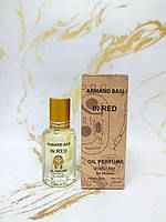 Armand Basi In Red - Egypt oil 12ml