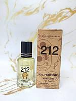 Carolina Herrera 212 for men - Egypt oil 12ml