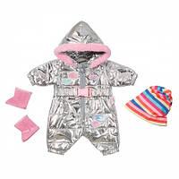 Набор одежды для куклы BABY BORN ЗИМНИЙ КОСТЮМ ДЕЛЮКС 826942