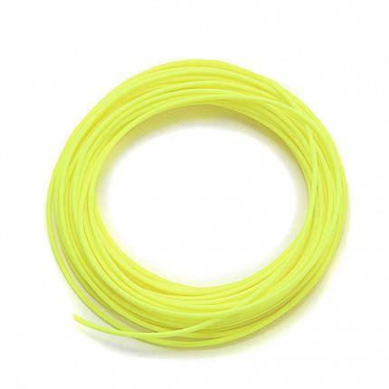 Пластик для 3D ручки ABS 10 м Желтый , фото 2