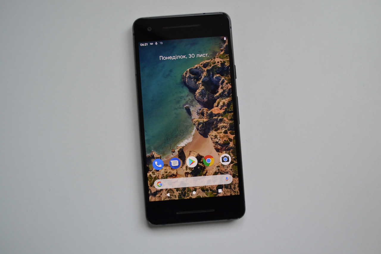 Смартфон Google Pixel 2 64Gb Just Black Оригинал!