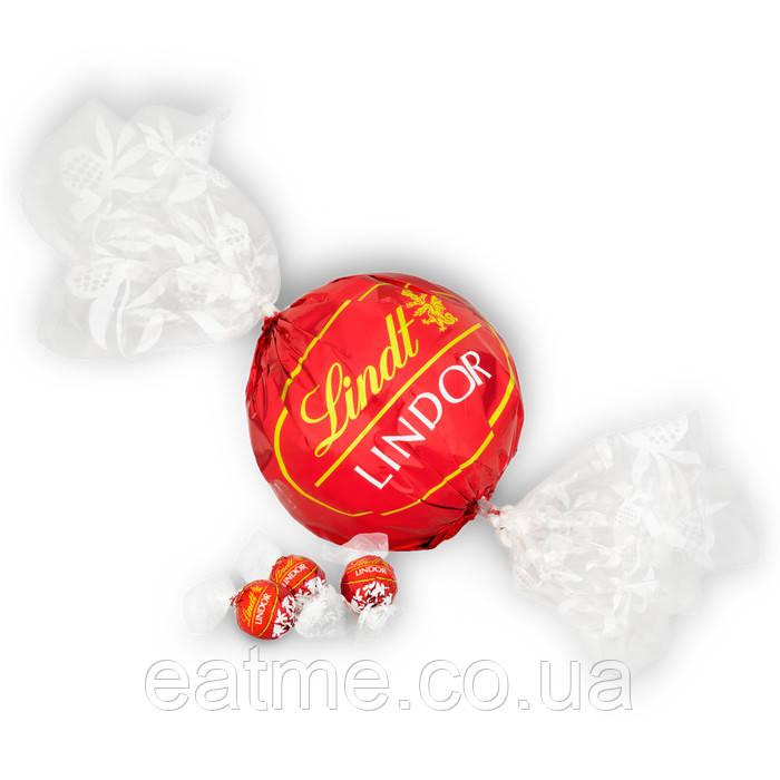 Lindt Lindor Огромная конфета с конфетами внутри 550g