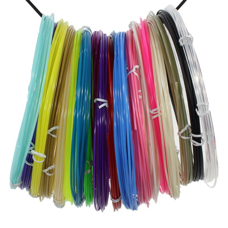 Набор ABS-пластика нить для 3D-ручки Kaiyiyuan 1.75mm 20 Цветов по 10 м (4994-15634a)