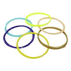 Набор ABS-пластика нить для 3D-ручки Kaiyiyuan 1.75mm 20 Цветов по 10 м (4994-15634a), фото 3
