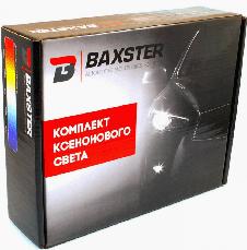 Комплект ксенонового света Standart Baxster HB3 (9005) 4300K 35W (P20758), фото 2