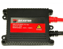 Комплект ксенонового света Standart Baxster HB3 (9005) 4300K 35W (P20758), фото 3