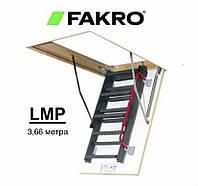 ОПТ - FAKRO LMP (60*144) Драбина металева 3,66 метра, фото 1