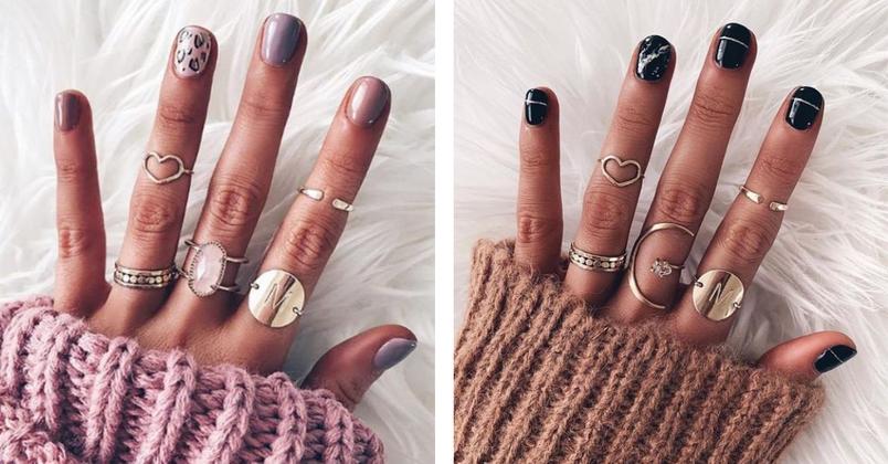 Как носить кольца и правильно их сочетать