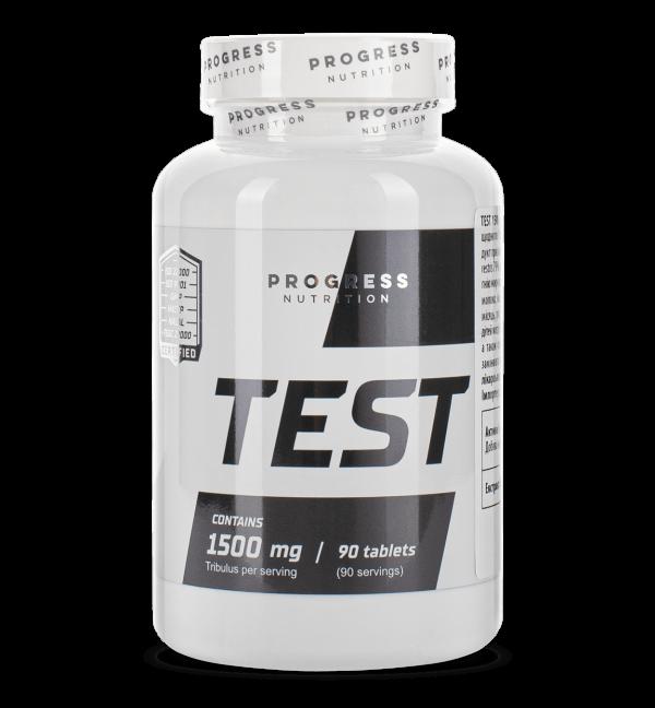 Трибулус Progress Nutrition TEST 1500 mg 90tabs.