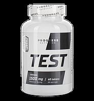 Трибулус Progress Nutrition TEST 1500 mg 60tabs.