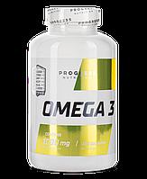 Рыбий жир Progress Nutrition Omega 3 180caps.