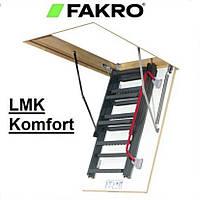 ОПТ - FAKRO LMK (60*120) Лестница металлическая 2,8 метра, фото 1