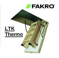 FAKRO LTK (70*130) Лестница раскладная 2,8 метра, фото 1