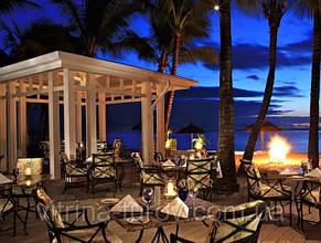 Весільна церемонія у готелі Long Beach Ile Maurice 5*