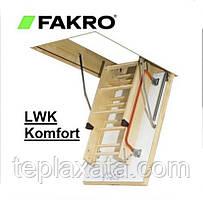 FAKRO LWK Plus (60*120) Сходи розкладні 2,8 метра