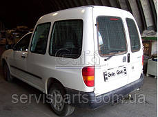 Фаркоп Volkswagen Caddy 2004- (Фольксваген Кадди) , фото 2