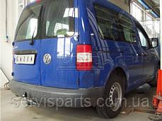 Фаркоп Volkswagen Caddy 2004- (Фольксваген Кадди) , фото 3