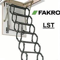 FAKRO LST (60*90) и (70*80) Ножничная лестница, высота до 2,8 метра, фото 1