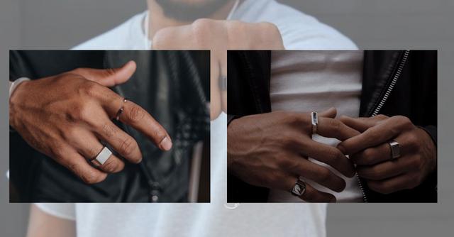 Как носить кольца мужчинам — фото №3