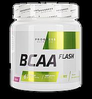 Аминоксилоты Progress Nutrition BCAA Flash 500 g ГОЛУБАЯ МАЛИНА