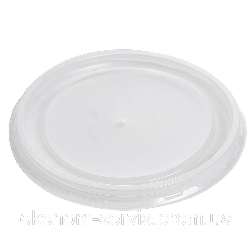 Крышка для емкости салат 16-OZ-PP380мл. крафт