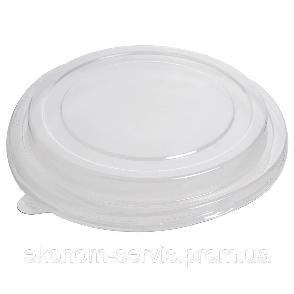 Крышка для емкости салат 38-OZ-PP-1100мл. крафт