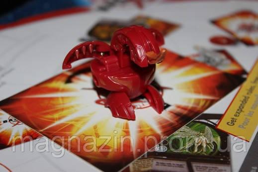Bakugan 1-й сезон (оригинал). Іграшка бакуган Драго., фото 2