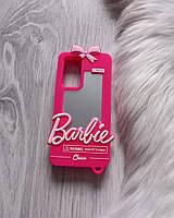 Чехол для Huawei P40 pro Барби Barbie розовый, фото 1