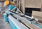Yilmaz DC420M пила двухголовочная б/у для алюминиевых и ПВХ-профилей, фото 4