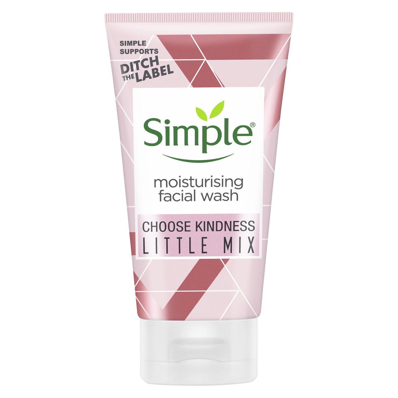 Средство для умывания Simple Little mix, 150 мл
