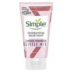 Засіб для вмивання Simple Little mix, 150 мл